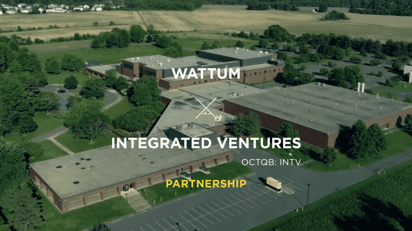 Integrated Ventures Purchases 100 Antminer S17Pro Upgraded With Customized Revenue Enhancing ASIC Firmware By Wattum Management